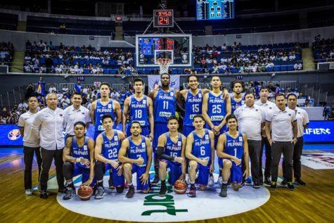 Smart Gilas Pilipinas FIBA Qualifiers