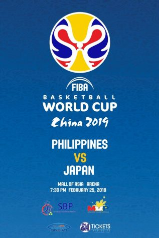 Gilas Pilipinas vs Japan FIBA Qualifiers Tickets
