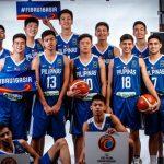 Batang Gilas Roster for FIBA Asia U16 2018