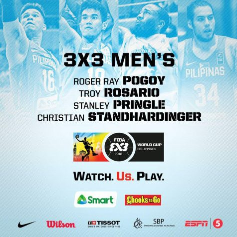 Philippines Roster FIBA 3x3 World Cup 2018