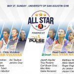 Gilas Pilipinas vs PBA All-Star Visayas