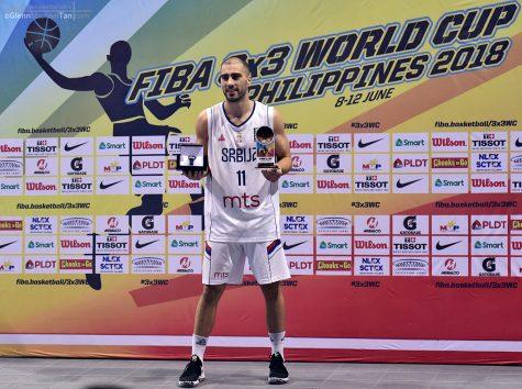 Dusan Bulut - MVP