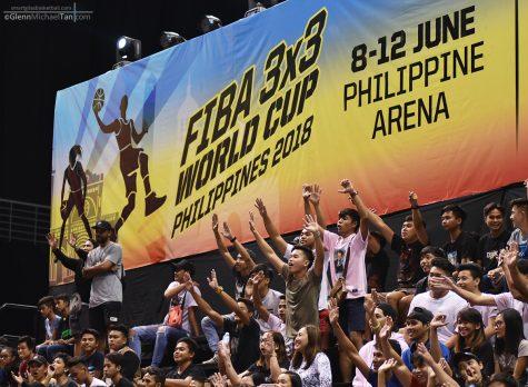 FIBA 3x3 Crowd