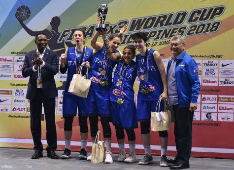 Italy - FIBA 3x3 Champions