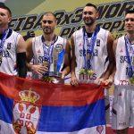 Serbia - FIBA 3x3 World Cup Champions