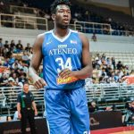 Angelo Kouame - Ateneo | Jones Cup