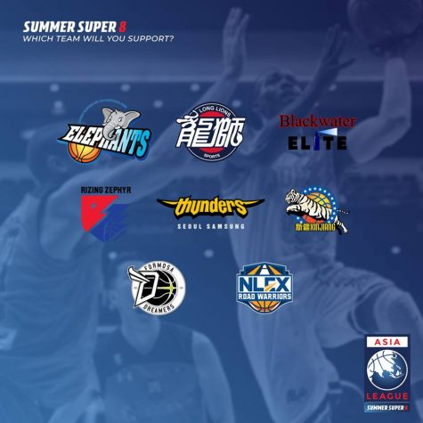 Asia League Summer Super 8