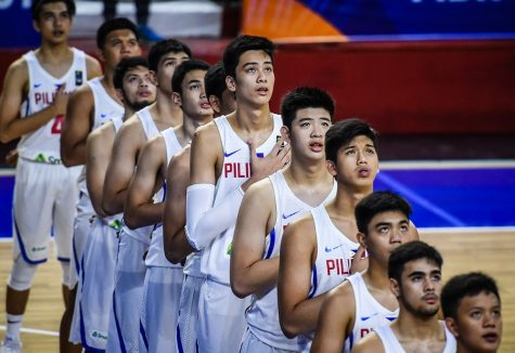 Batang Gilas FIBA U17 World Cup