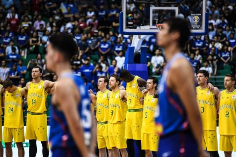 Gilas Pilipinas vs Australia Brawl Sanctions