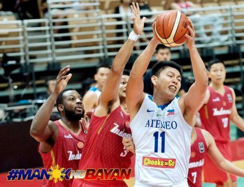 Isaac Go - Ateneo | Jones Cup