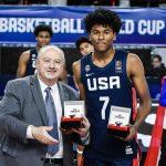 Jalen Green FIBA U17 MVP