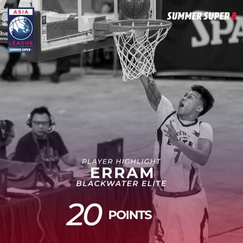 JP Erram - Blackwater | Asia League