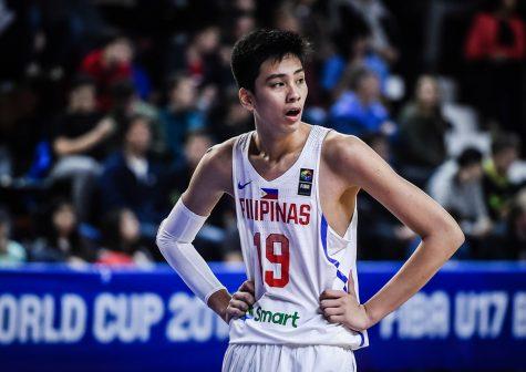 Kai Sotto FIBA U17