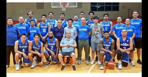 Gilas Pilipinas Roster for 2018 Asian Games