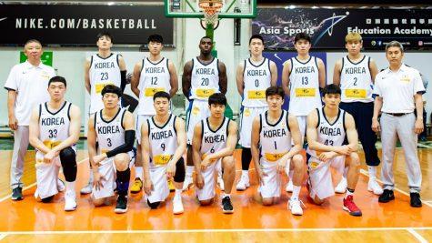 South Korea Roster 2018