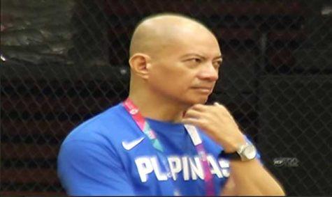 Yeng Guiao - Gilas Pilipinas - FIBA Qualifiers