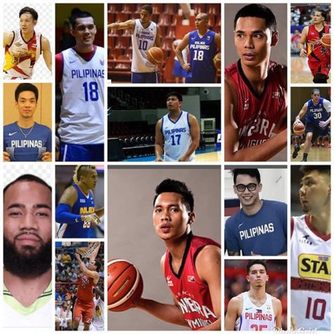 Gilas Pilipinas Player Pool for FIBA Qualifiers 4th Window