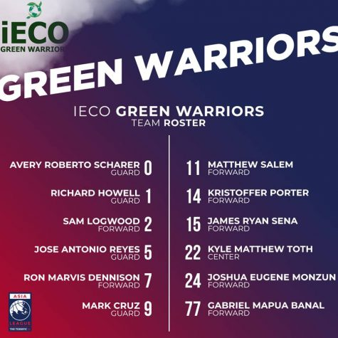 iECO Green Warriors