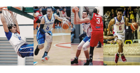 Gilas Ginebra Players