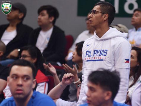 Arwind Santos - Gilas Pilipinas