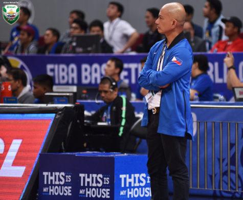 Gilas Coach Yeng Guiao
