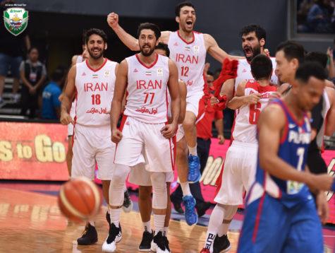 Gilas Pilipinas vs Iran